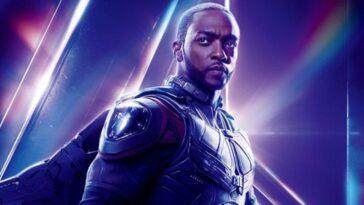 Anthony Mackie révèle s'il apparaîtra dans `` Black Panther: Wakanda Forever ''