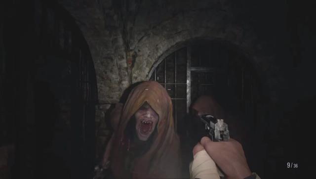 Ces charmantes dames s'appellent Moroica, et elles pourraient simplement vous dévorer.  Capture d'écran de Resident Evil: Village