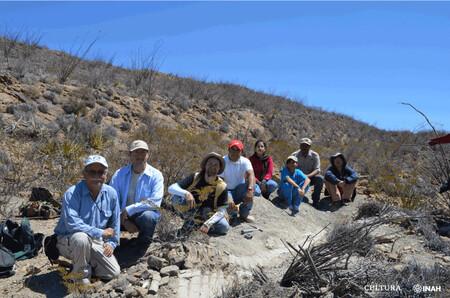 Paléontologues Inah