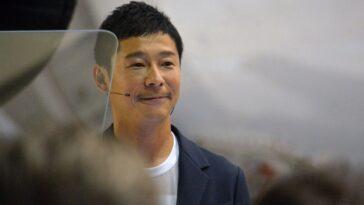 Le Milliardaire Japonais Yusaku Maezawa S'envolera Pour La Station Spatiale