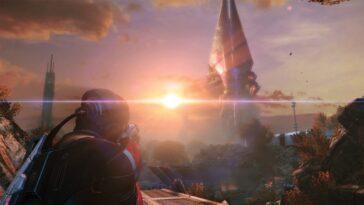 """Le """"mass Effect: Legendary Edition"""" Est Arrivé. Voici Ce Que"""