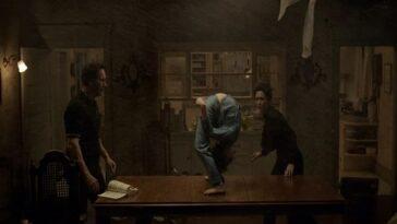 La nouvelle image `` The Conjuring 3 '' montre les Warrens face à la possession démoniaque
