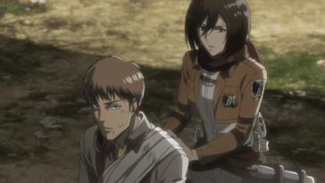 Shingeki no Kyojin: la fin de la fuite de Mikasa et Levi divise les fans