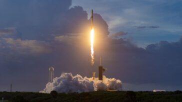 Spacex Lancera Ce Soir 52 Satellites Starlink Et Deux Petites