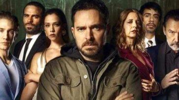 Qui a tué Sara?: Un acteur avancé saison 2 avec une photo