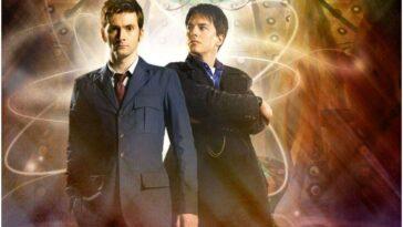 Doctor Who: Réunion de David Tennant et Jon Barrowman annulée
