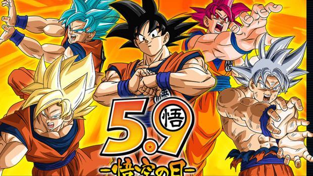 Le site Web de Toei Animation Europe a publié une note annonçant une surprise du studio qui a surpris tout le monde le jour de Goku.  (Photo: Toei Animation)