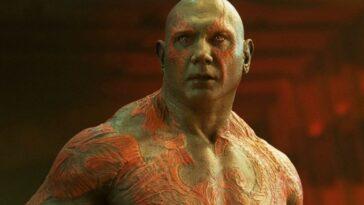 Dave Bautista admet: ça fait bizarre de jouer à Drax