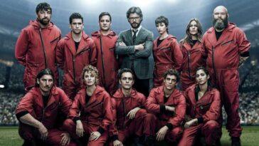 Bella Ciao;  La Casa de Papel termine le tournage de sa dernière saison