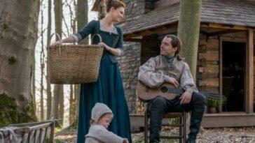 À ne pas manquer: dans ces endroits, ils ont filmé la cinquième saison d'Outlander