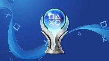 Aléatoire: les acheteurs de PS5 en Chine ont reçu cet insigne d'épinglette de trophée de platine