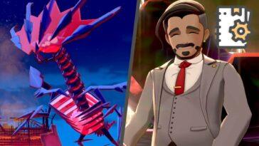 Épée Et Bouclier Pokémon: Président De La Ligue Et Bataille