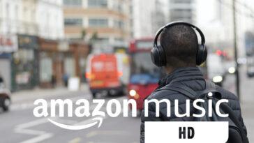 Amazon Music HD baisse le prix: de la musique en qualité HD et Ultra HD, maintenant sans frais supplémentaires