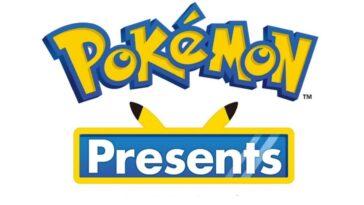 Pokémon présente: un rapport indique qu'il y en aura un le mois prochain