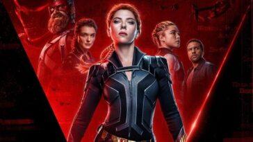 VIDÉO: Marvel révèle une nouvelle scène d'action Black Widow