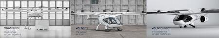 Écosystème de mobilité aérienne urbaine Volocopter