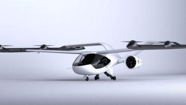 Volocopter présente VoloConnect, son nouvel eVTOL avec jusqu'à quatre sièges pour les longues distances