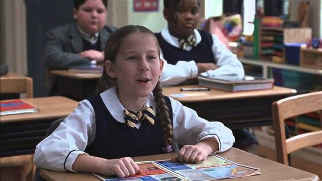 Caitlin Hale comme Marta.  Crédit: Paramount Pictures