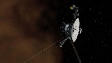 Voyager 1 Découvre Un Léger `` Bourdonnement '' De Plasma