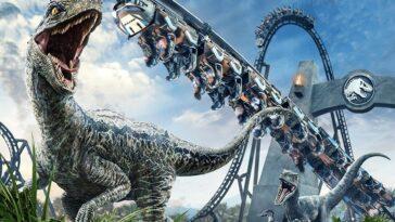 Universal Studios présente ses «vrais» vélociraptors dans une nouvelle attraction