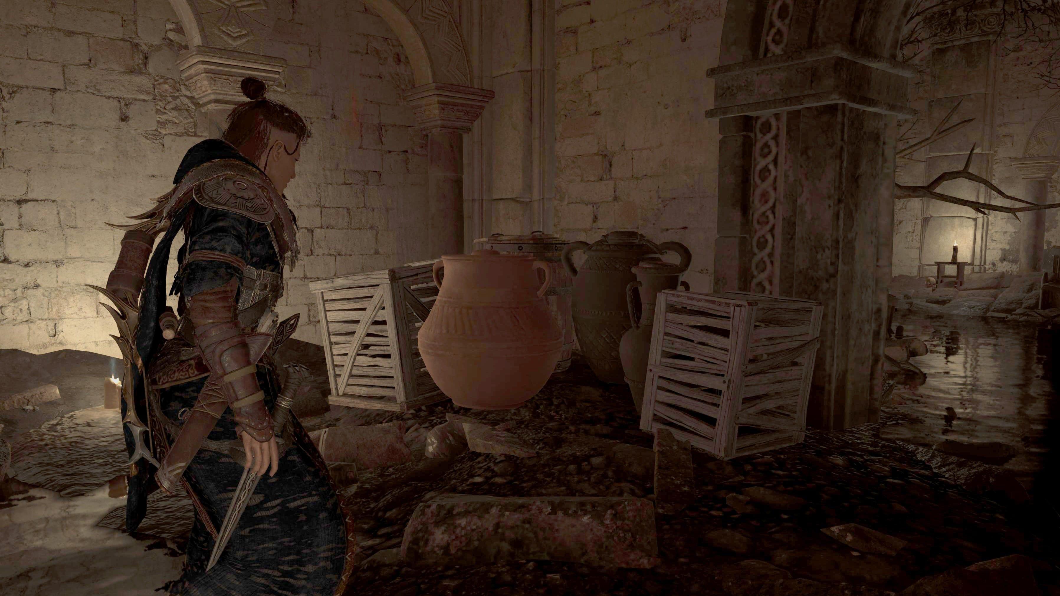 Emplacement du serpent Assassin's Creed Valhalla