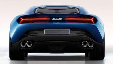 Lamborghini électrifiera Sa Gamme De Modèles D'ici 2024 Et Lancera