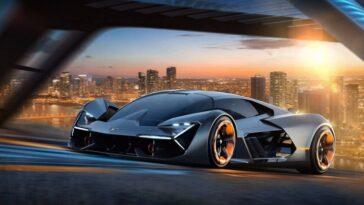 Lamborghini passe à l'électrique: sa première supercar 100% électrique arrivera à partir de 2025