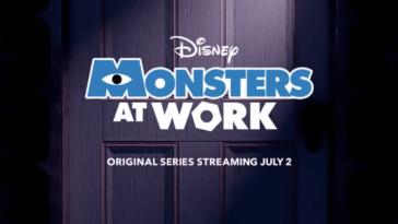Rencontrez L'équipe De Maintenance Dans Le Premier Teaser De Monsters