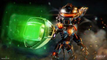 Zurkon Jr. nous guide à travers les armes et la traversée dans Ratchet & Clank: Rift Apart Video