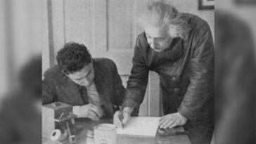 La Lettre Perdue D'albert Einstein à L'ingénieur Britannique Suggère Une