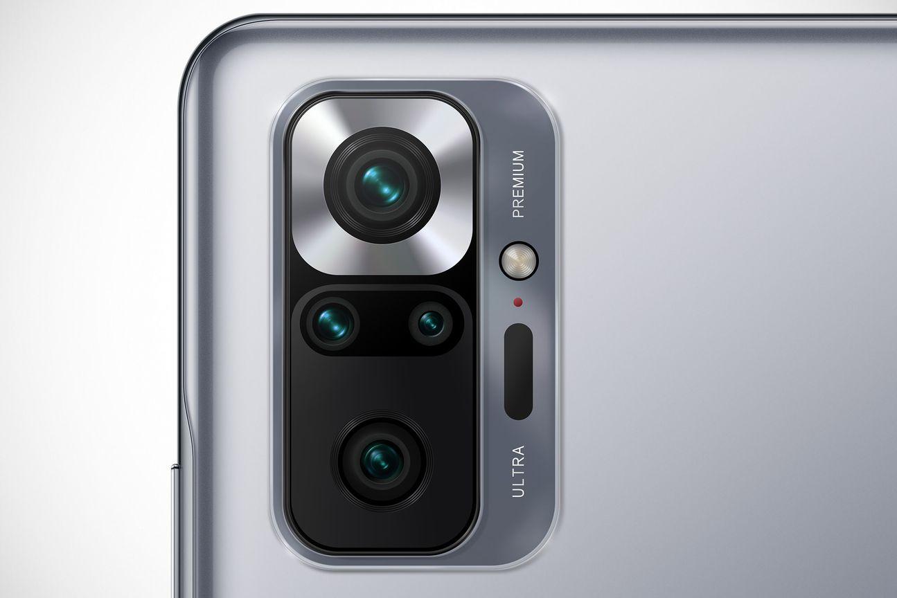 Caméra Redmi Note 10 Pro