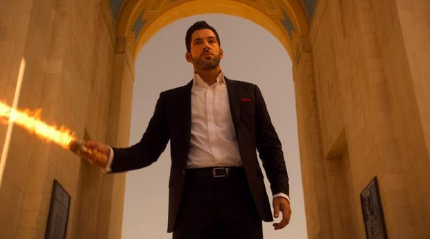 Lucifer fera probablement des erreurs comme Dieu (Photo: Netflix)