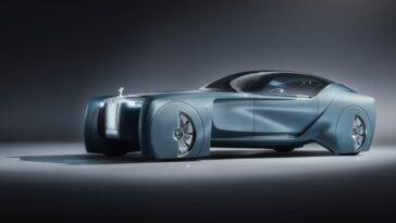 Rolls-Royce confirme sa première voiture électrique: `` Silent Shadow '' promet de transformer la marque de super-luxe