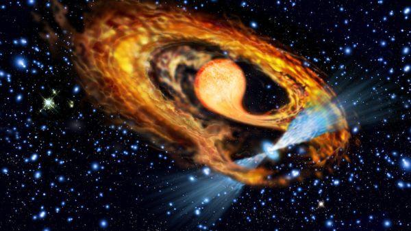 8 Pulsars De La Milliseconde Extrêmement Rares Découverts à L'intérieur