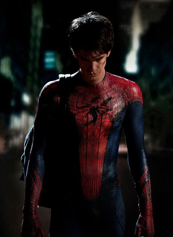 Andrew Garfield a déjà mis Spiderman de côté.  Photo: (Getty)