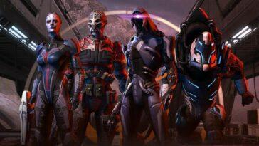 BioWare `` ne dirait jamais non '' au multijoueur de Mass Effect 3 faisant un retour