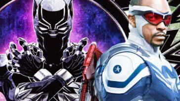 Black Panther 2 Obtiendra T Il Un Camée Flyby De Captain America