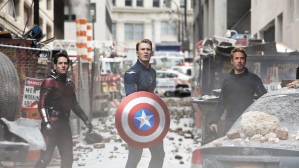 Chris Evans a cessé d'être Captain America dans Avengers: fin de partie.  Photo: (IMDB)