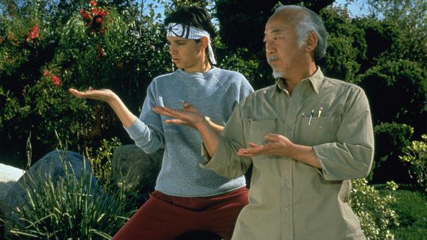 """Ralph Macchio a joué Daniel LaRusso dans trois films """"Karate Kid"""" (Photo: Sony Pictures Home Entertainment)"""