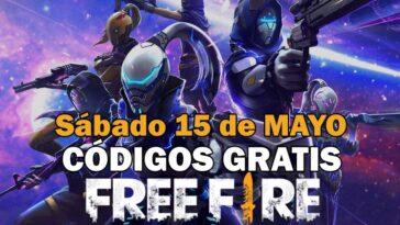 Codigos Free Fire Gratis Disponibles 15 De Mayo De 2021.jpg