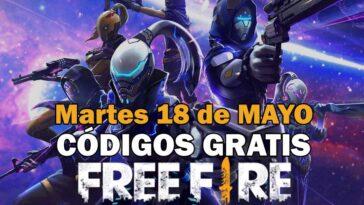 Codigos Free Fire Gratis Disponibles 18 De Mayo De 2021.jpg