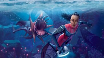 Critique: Subnautica: Sous zéro (PS5) - Le monde ouvert aquatique est plus cool que cool