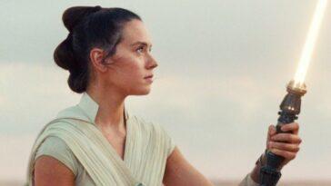 Daisy Ridley Revient Il En Tant Que Rey Skywalker Dans Un