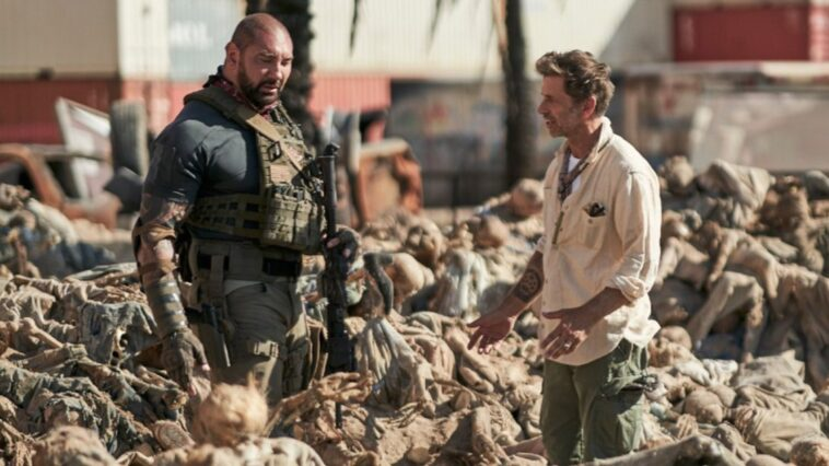 Dave Bautista Est Prêt à Réaliser Un Film: Je Pourrais