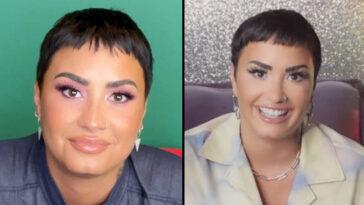 Demi Lovato Sort Comme Non Binaire