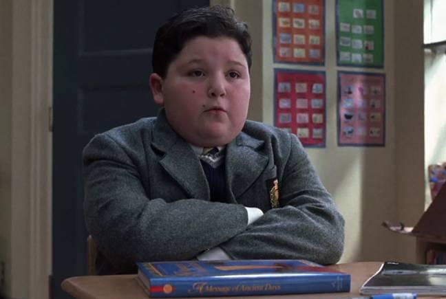 Angelo Massagli comme Frankie.  Crédit: Paramount Pictures