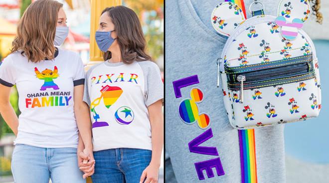 Disney lance la collection Pride 2021