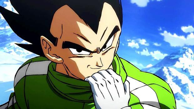 Vegeta a commencé comme l'un des ennemis les plus puissants que Goku ait jamais affrontés.  (Photo: Toei Animation)