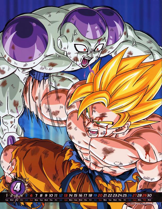 """À ce jour, """"Dragon Ball"""" continue de faire sa marque parmi les fans du monde entier.  (Photo: Toei Animation)"""