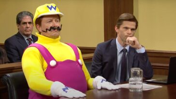 Elon Musk Est Le Wario De Nintendo Dans Saturday Night